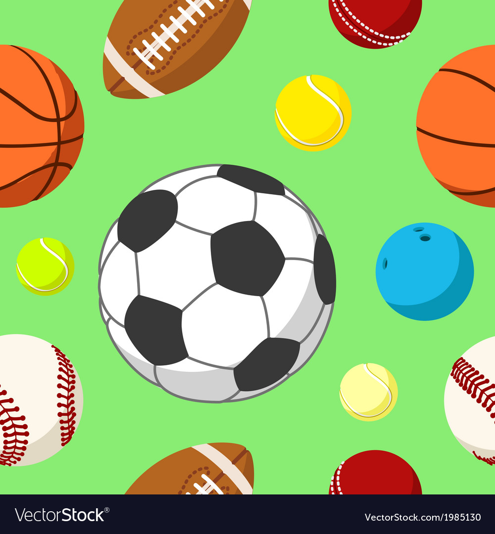 Ball background 2 vector | Price: 1 Credit (USD $1)