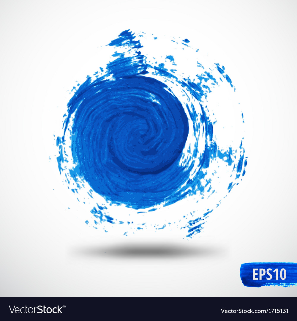 Grunge swirl watercolor abstract background vector   Price: 1 Credit (USD $1)