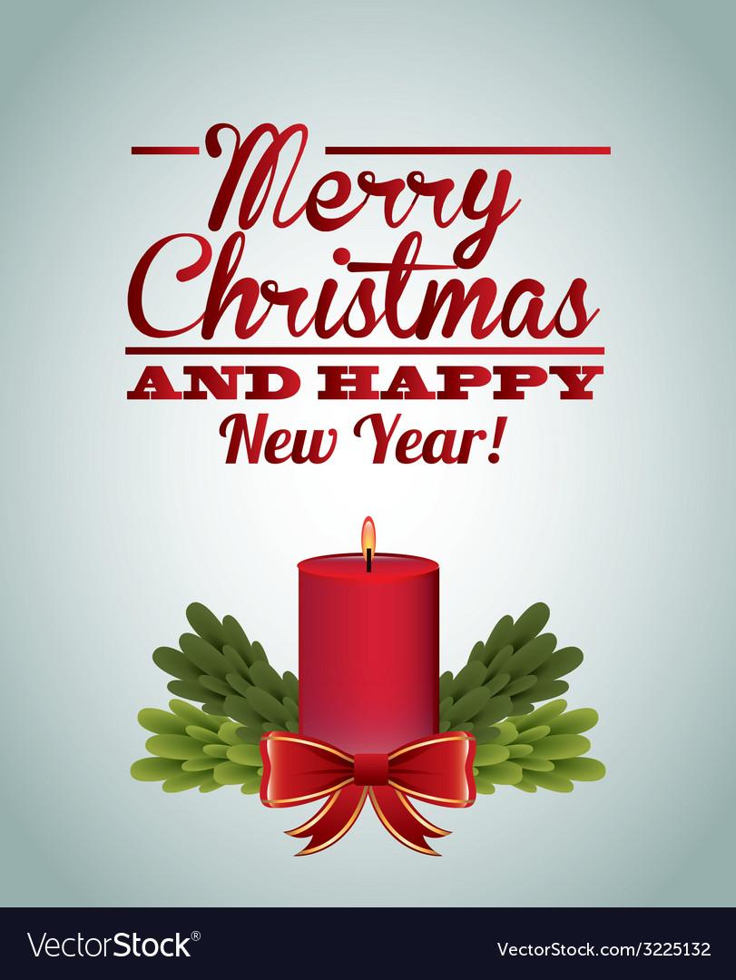 Merry christmas design vector   Price: 1 Credit (USD $1)