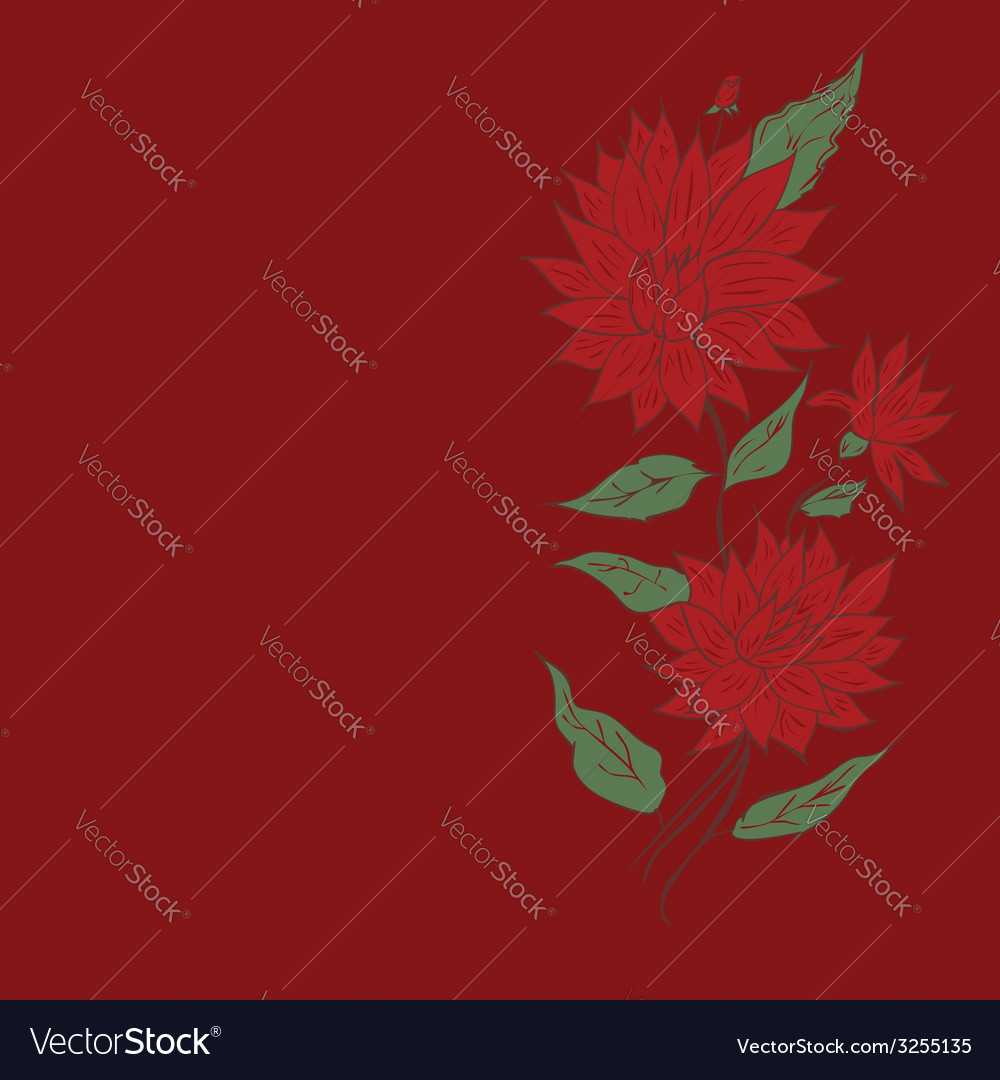 Colorful flower ornament2 vector | Price: 1 Credit (USD $1)