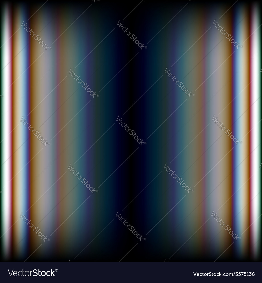 Abstract shiny lines with aberrations vector | Price: 1 Credit (USD $1)