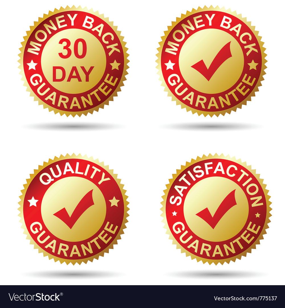 Guarantee vector   Price: 1 Credit (USD $1)