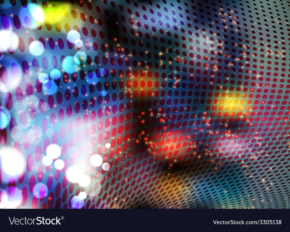 Colorful transparent lights vector | Price: 1 Credit (USD $1)