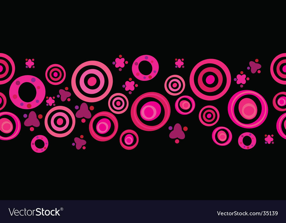 Retro abstract background vector | Price: 1 Credit (USD $1)