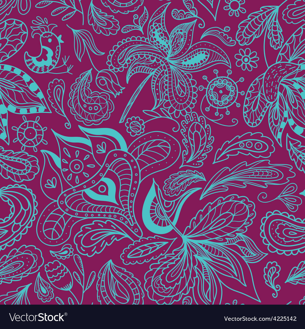 Bali spa ornamental pattern vector | Price: 1 Credit (USD $1)