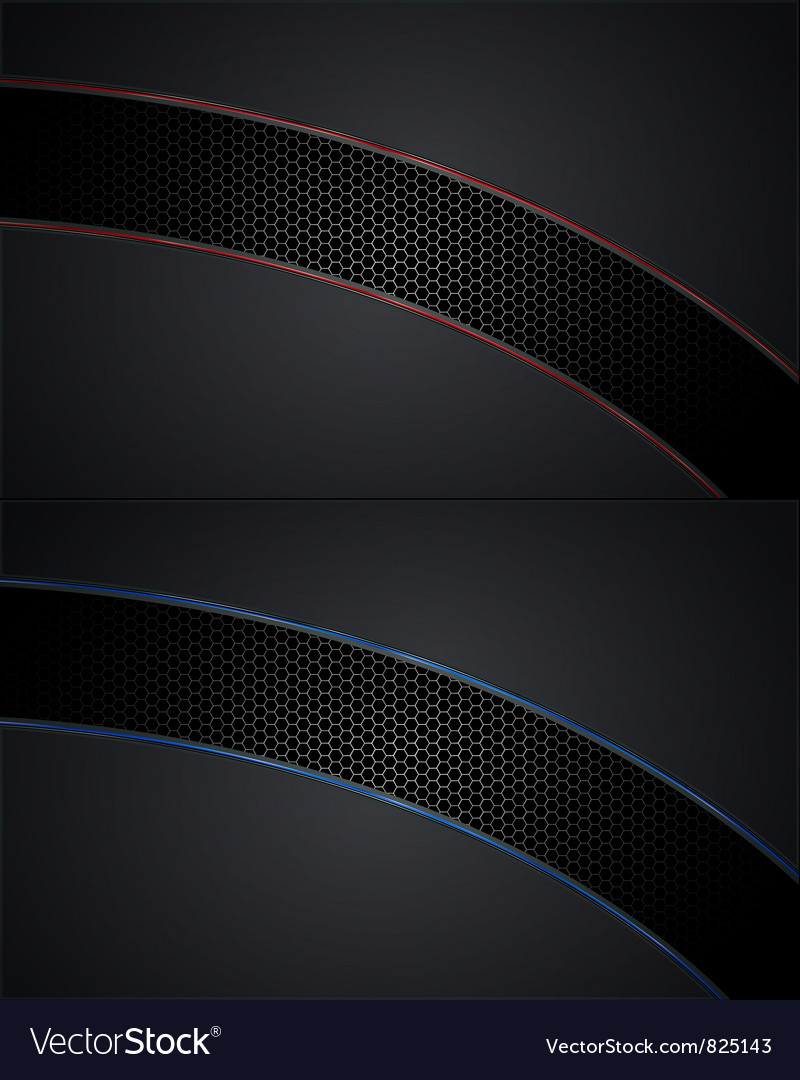 Automotive grill background set vector | Price: 1 Credit (USD $1)