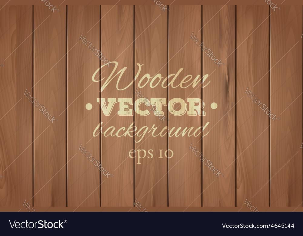 Wooden background wood texture vector | Price: 1 Credit (USD $1)