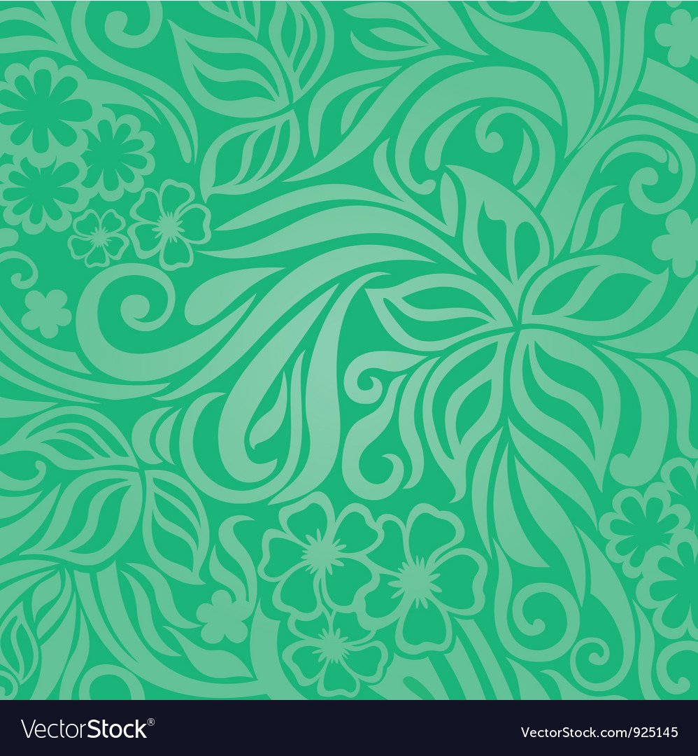 Excellent floral background vector | Price: 1 Credit (USD $1)