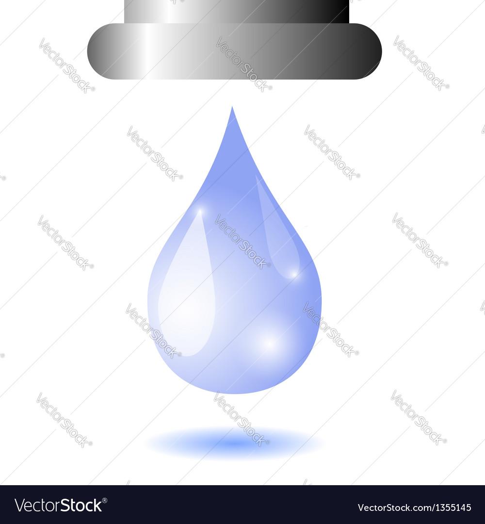 Water drop vector   Price: 1 Credit (USD $1)