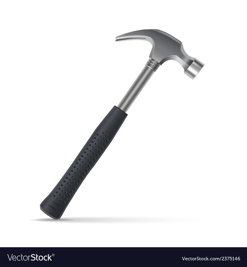 Iron hammer vector | Price: 1 Credit (USD $1)