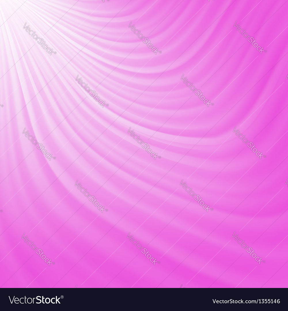 Pink rays background vector | Price: 1 Credit (USD $1)
