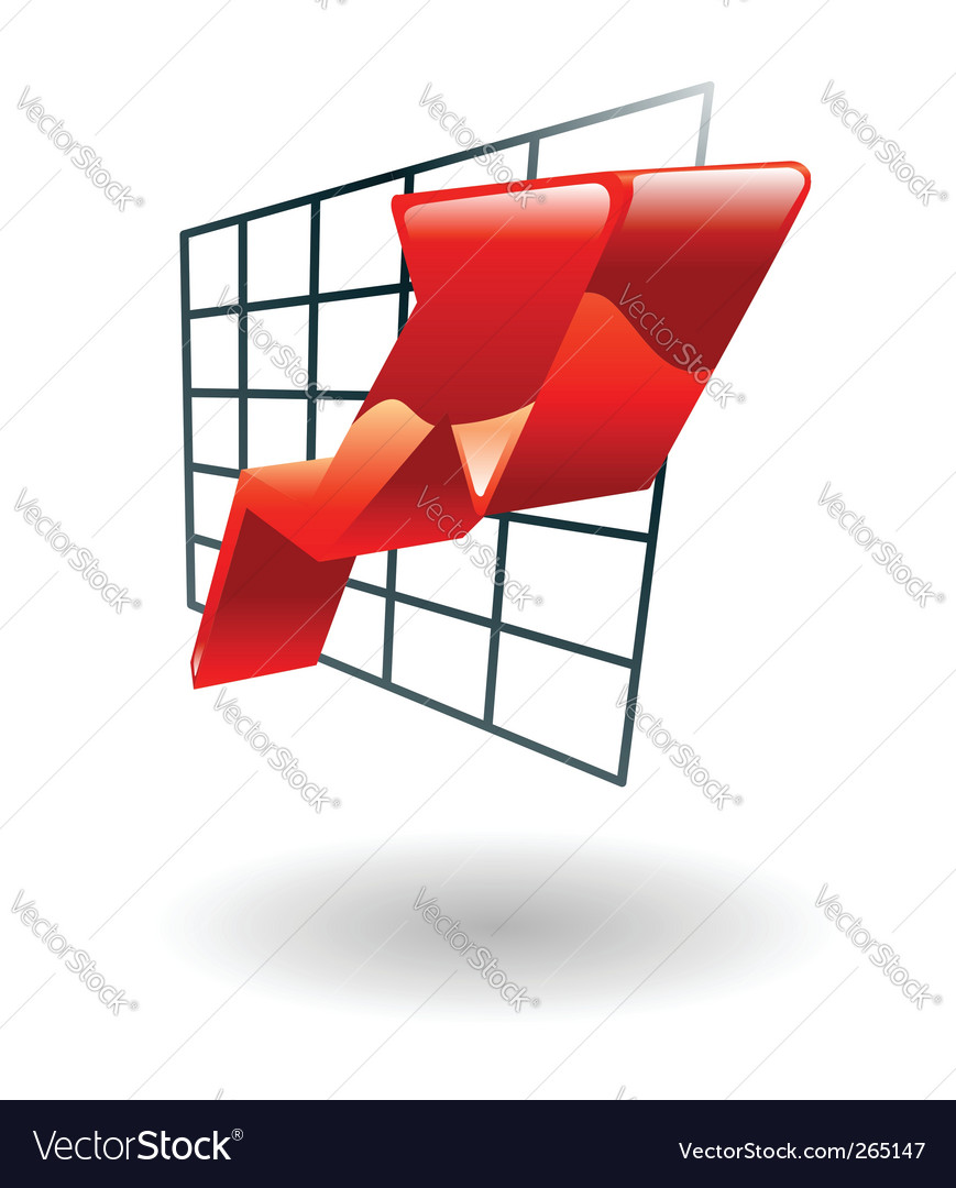 Graph illustration vector   Price: 3 Credit (USD $3)