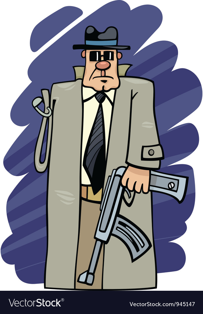 One armed bandit cartoon vector | Price: 1 Credit (USD $1)