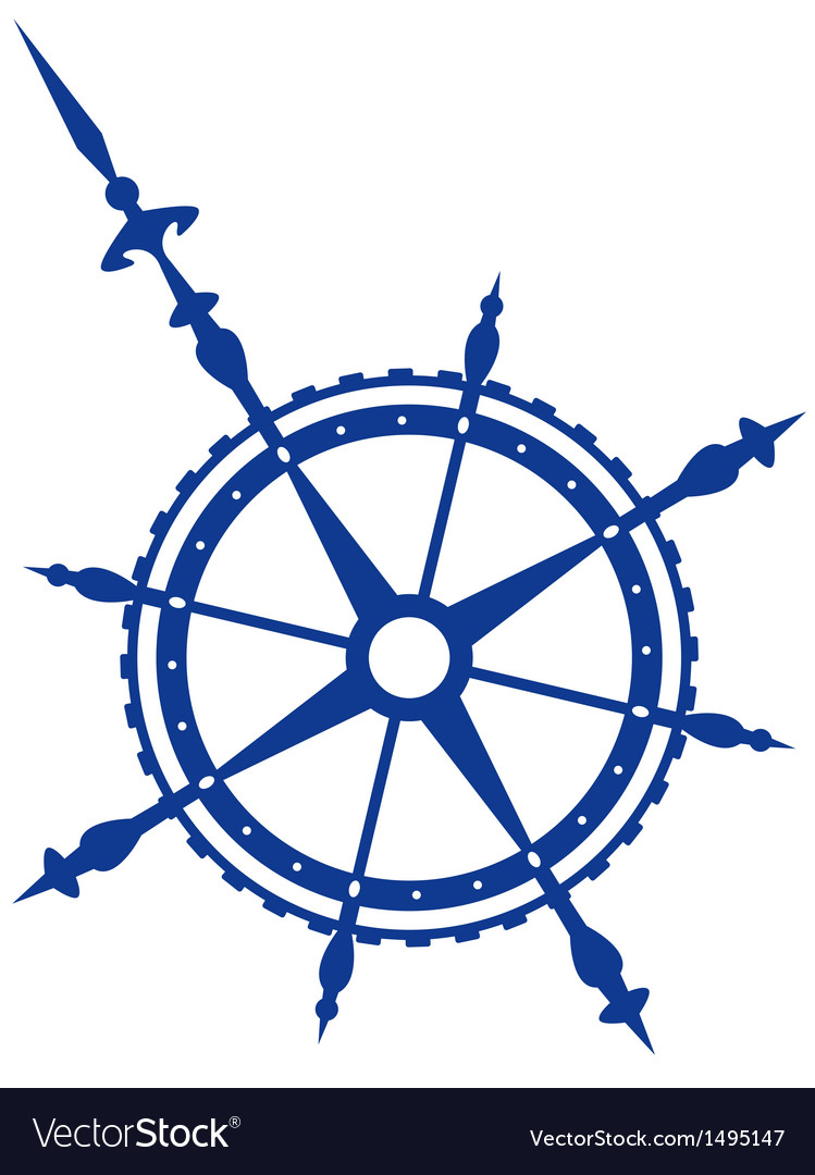 Wind rose vector | Price: 1 Credit (USD $1)
