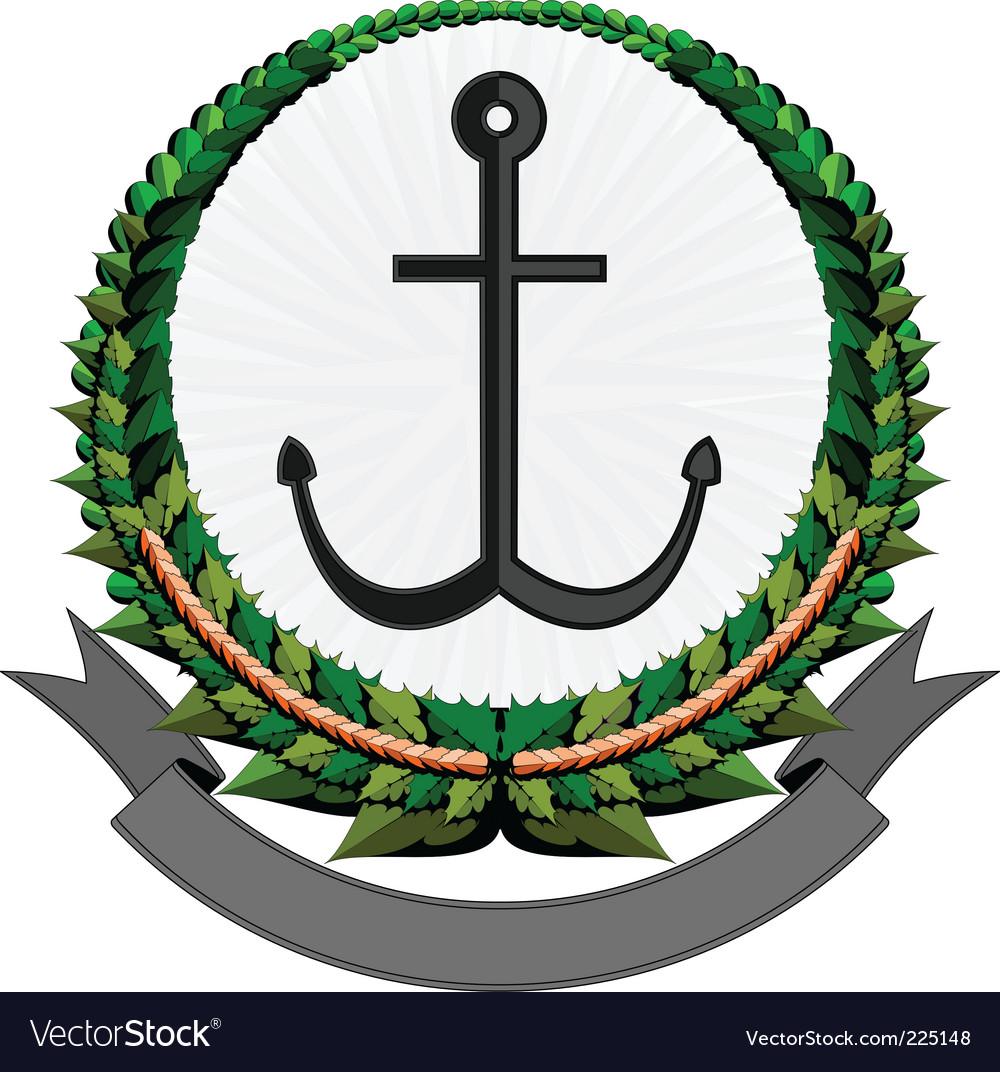 Anchor logo vector | Price: 1 Credit (USD $1)
