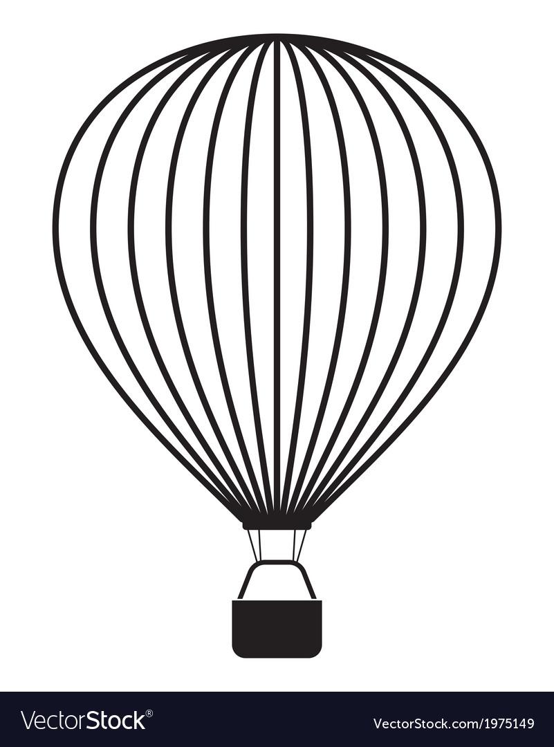 Balon leteci1 vector | Price: 1 Credit (USD $1)