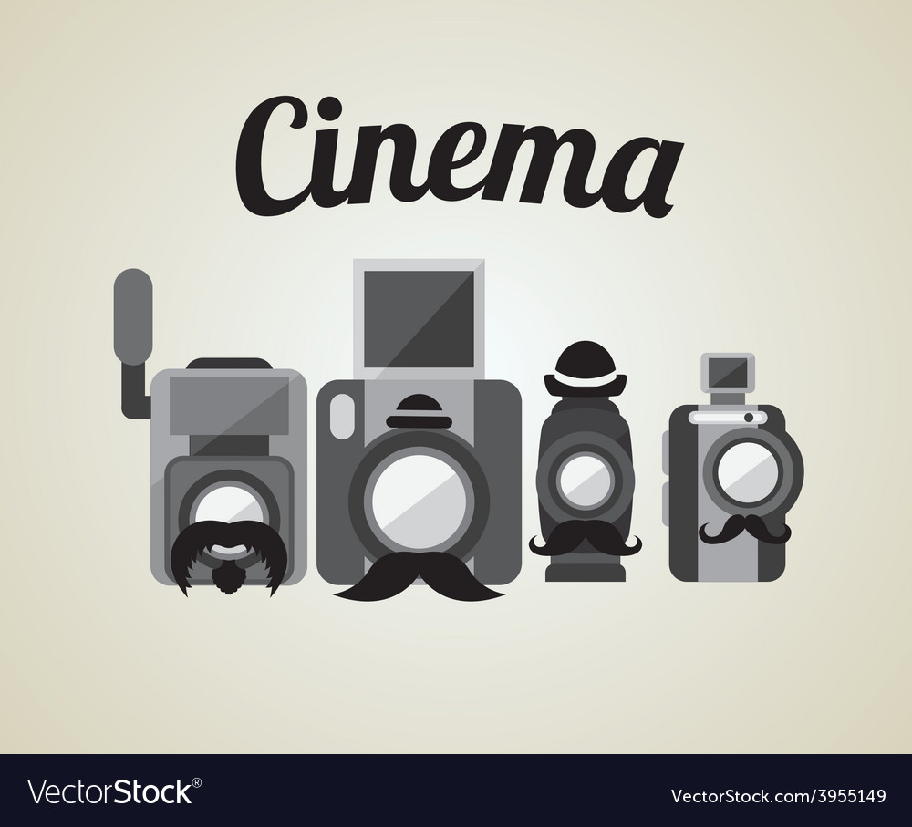 Cinema film vector | Price: 1 Credit (USD $1)