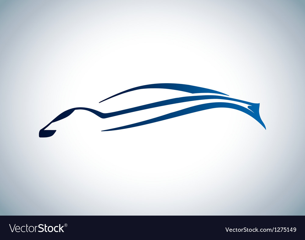 Logo of sport auto vector | Price: 1 Credit (USD $1)