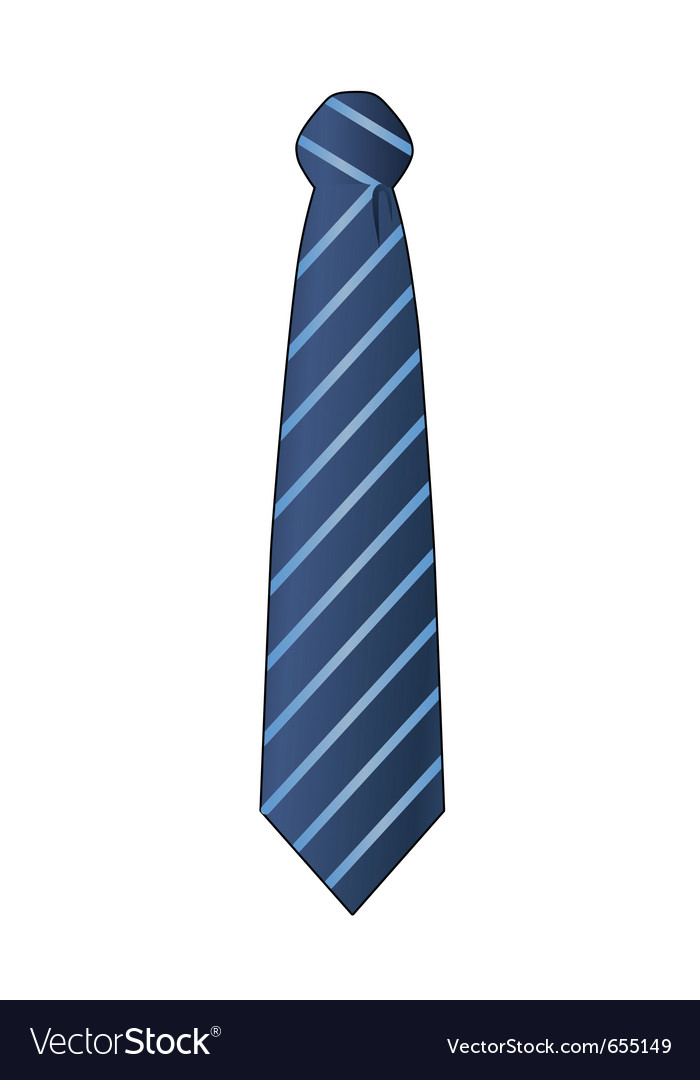 Tie design vector | Price: 1 Credit (USD $1)