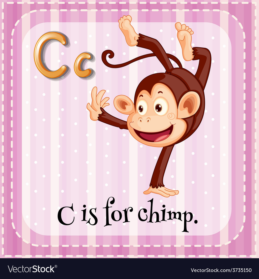 Letter c vector | Price: 1 Credit (USD $1)