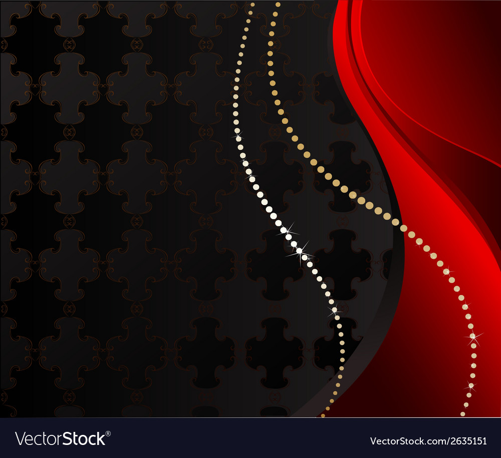 Black jewelry background vector | Price: 1 Credit (USD $1)