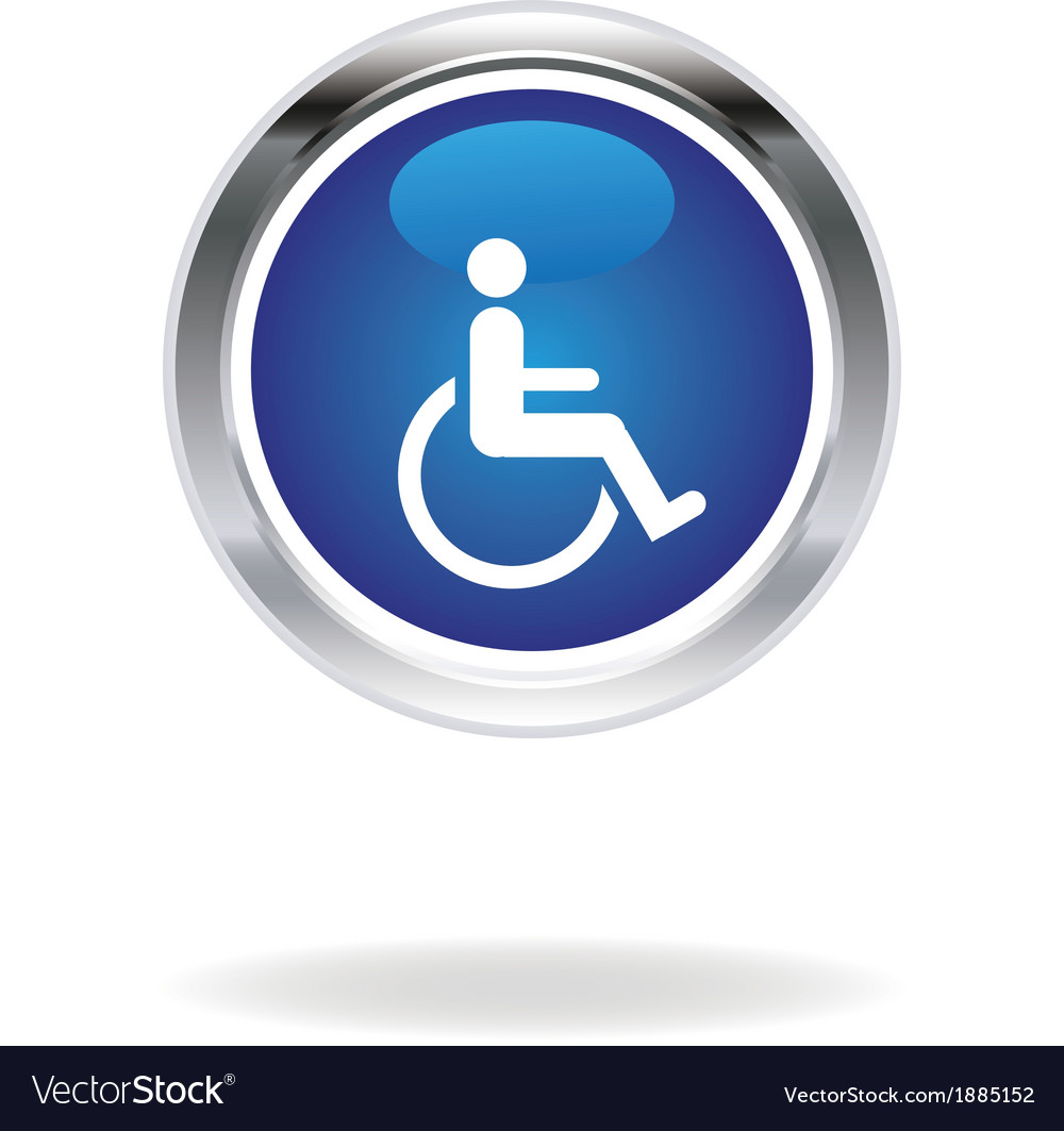 Invalid blue icon vector | Price: 1 Credit (USD $1)