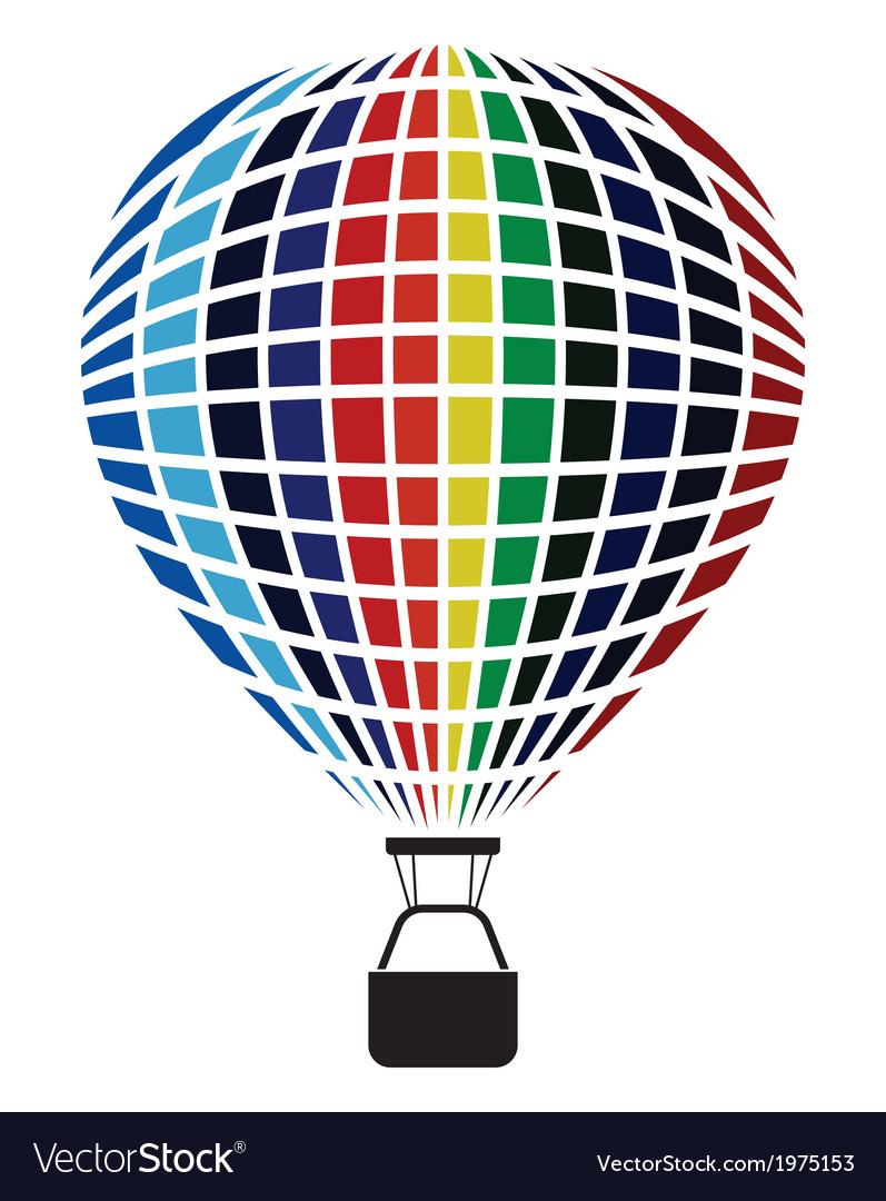Balon leteci4 vector | Price: 1 Credit (USD $1)
