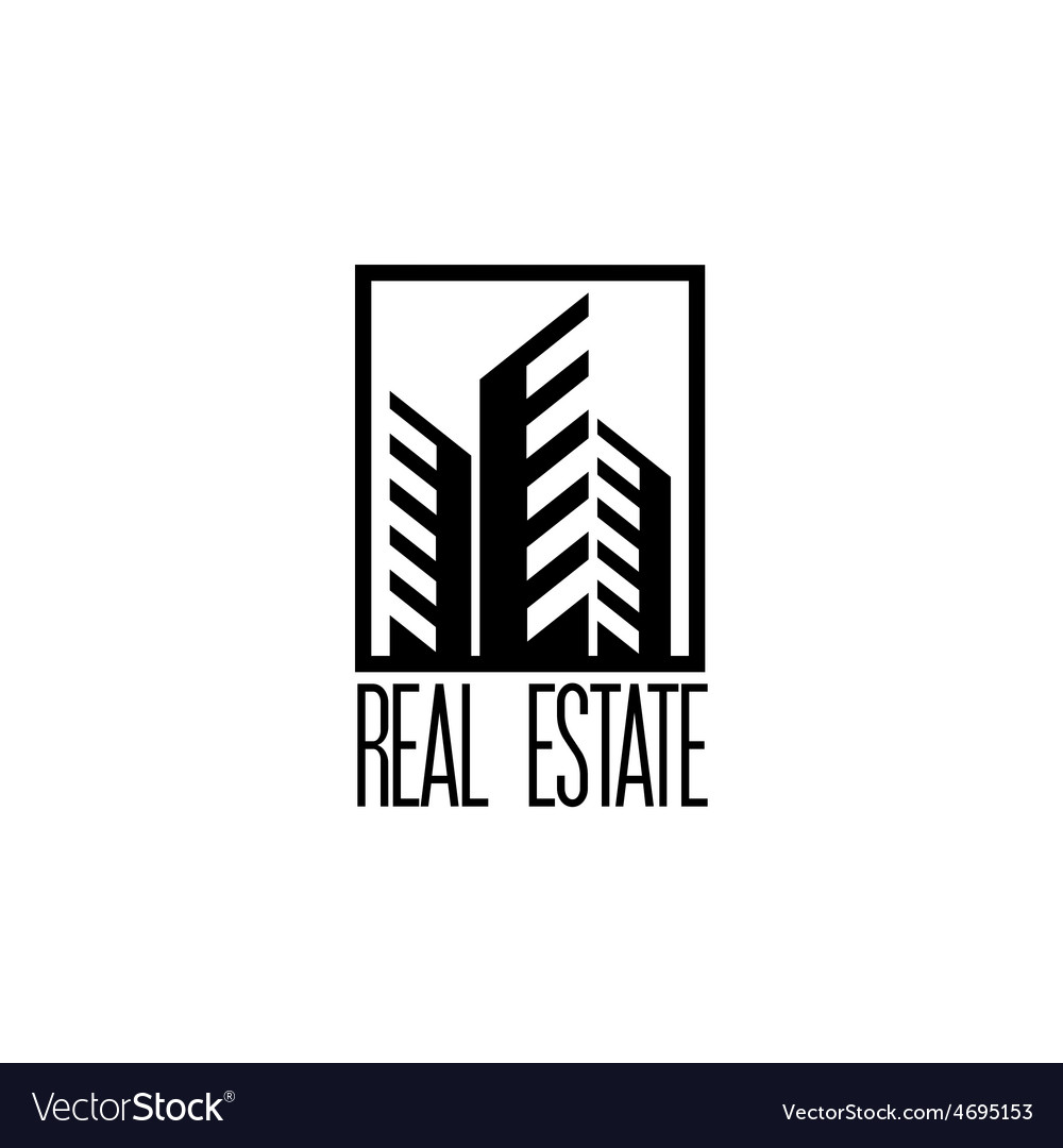 Real estate vector | Price: 1 Credit (USD $1)
