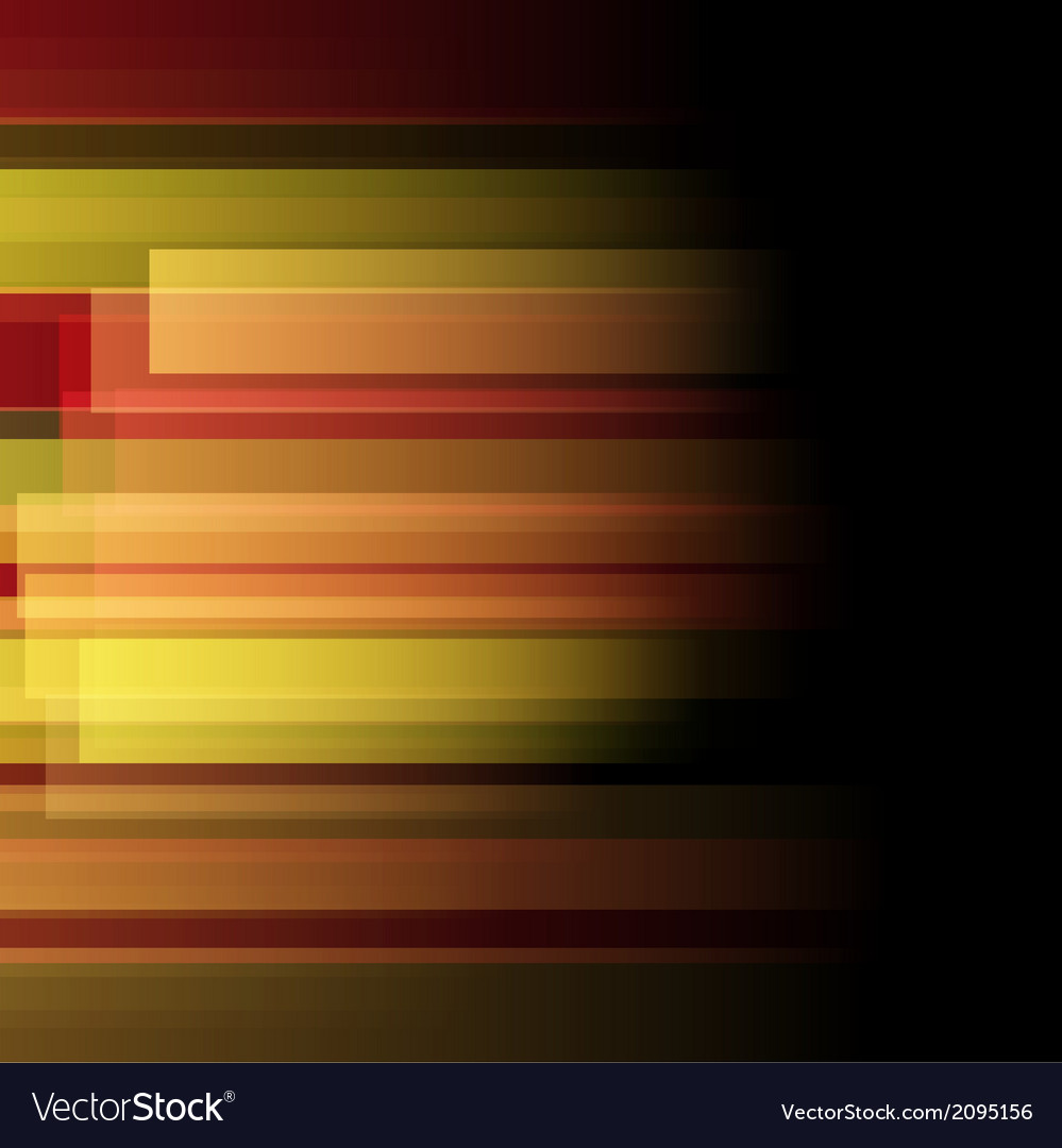 Abstract background for design in warm colors vector | Price: 1 Credit (USD $1)