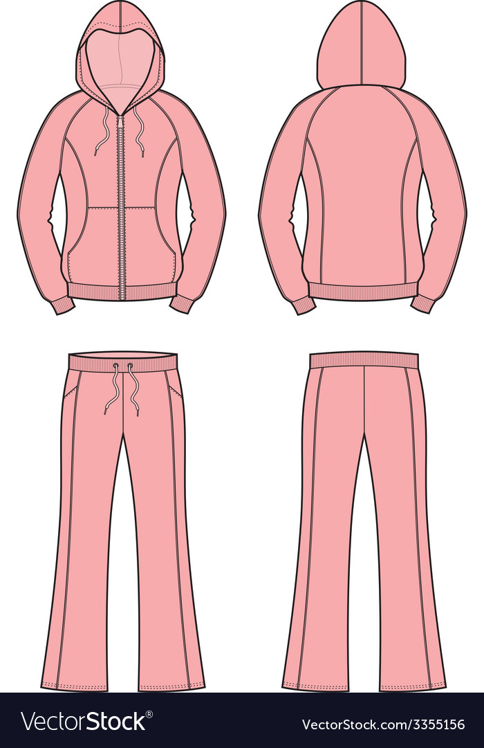 Sport suit vector | Price: 1 Credit (USD $1)