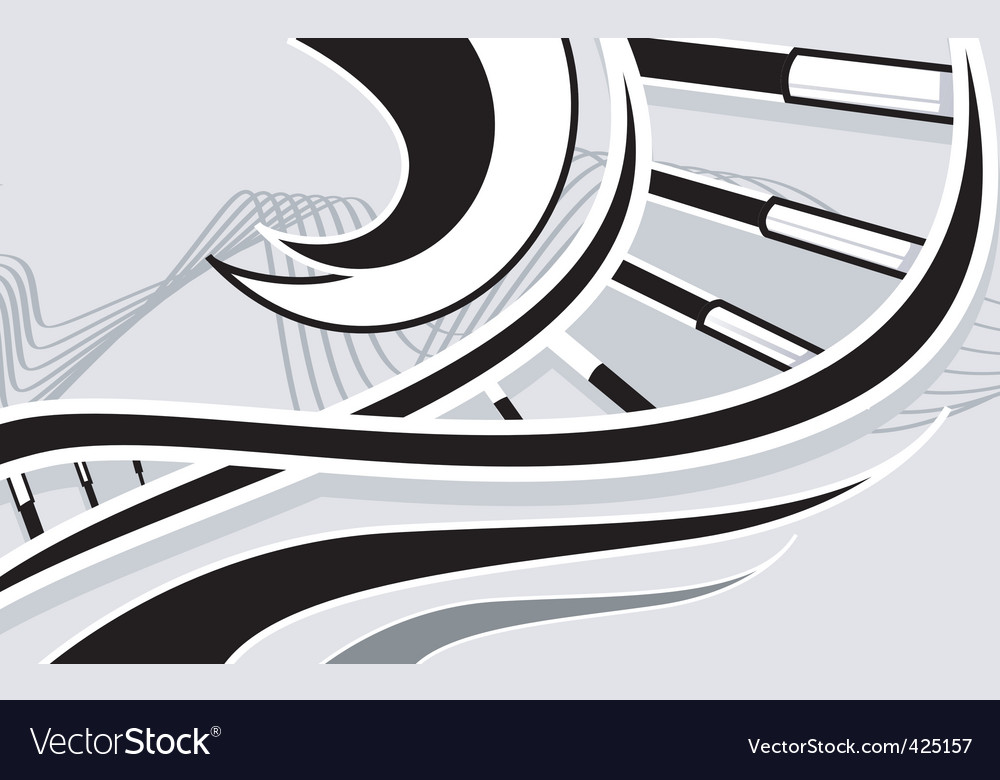 Dna model vector | Price: 1 Credit (USD $1)