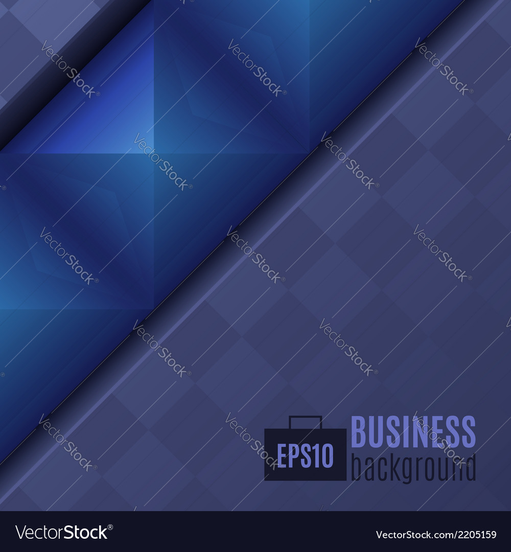 Abstract dark business background vector | Price: 1 Credit (USD $1)