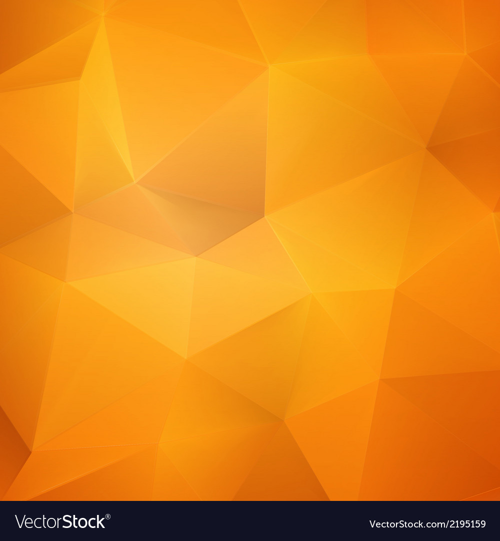 Orange abstract mesh background  eps10 vector | Price: 1 Credit (USD $1)