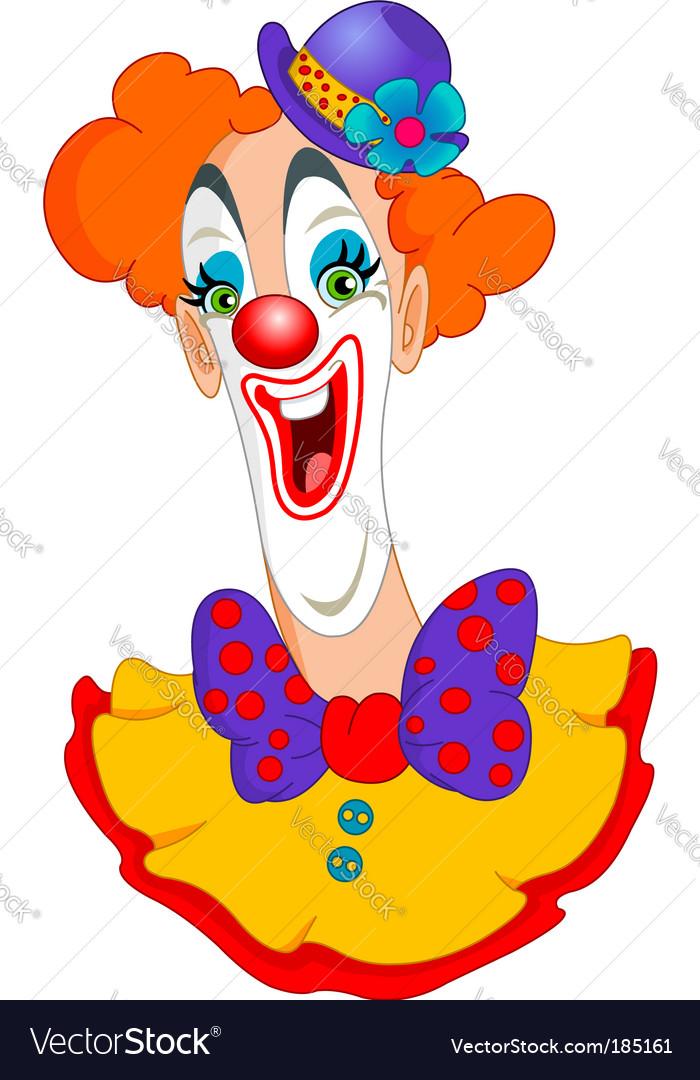 Clown vector | Price: 1 Credit (USD $1)