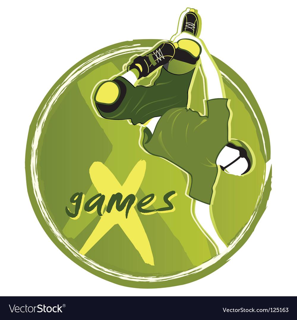 Games symbol vector | Price: 1 Credit (USD $1)