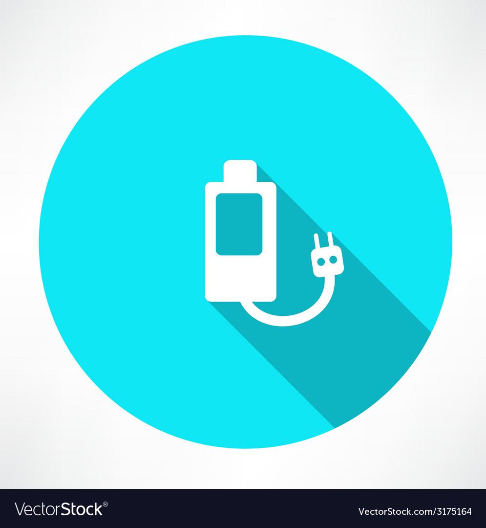 Battery power efficiency vector   Price: 1 Credit (USD $1)