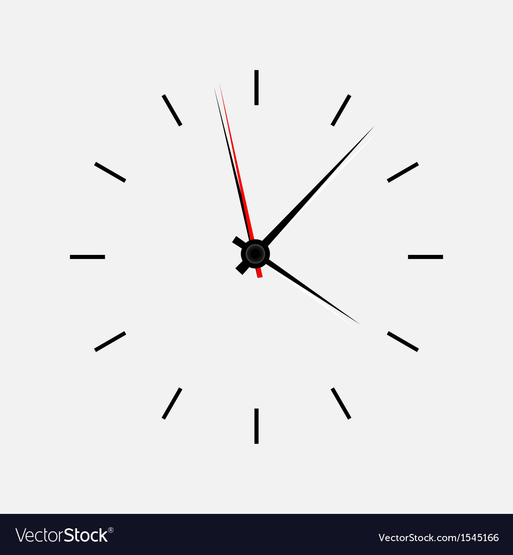 Icon watch vector | Price: 1 Credit (USD $1)