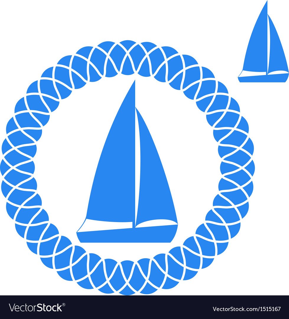 Sailing vector | Price: 1 Credit (USD $1)