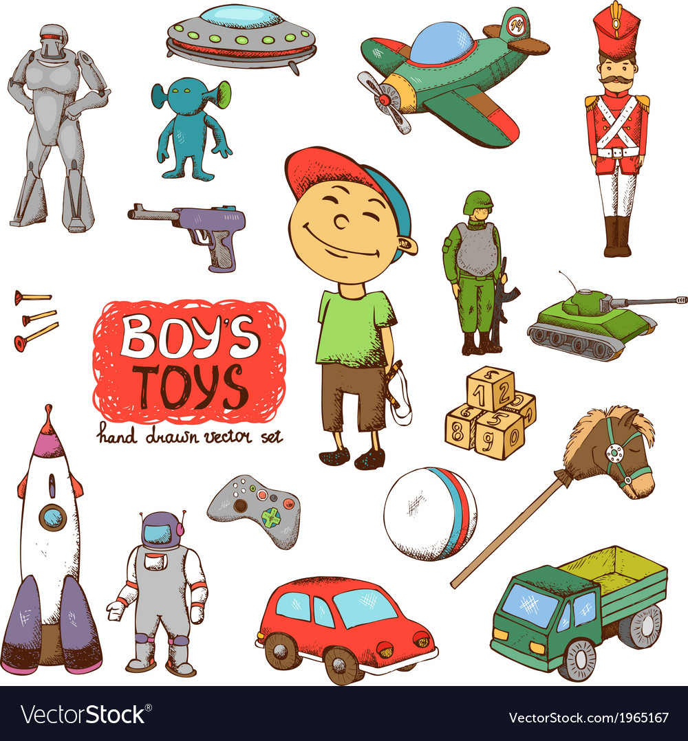 Toys for boy vector   Price: 1 Credit (USD $1)