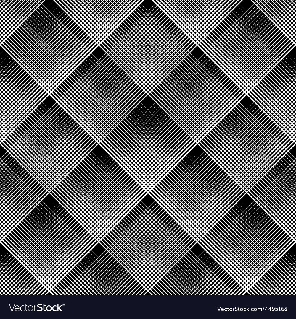 Diagonal checked pattern vector | Price: 1 Credit (USD $1)