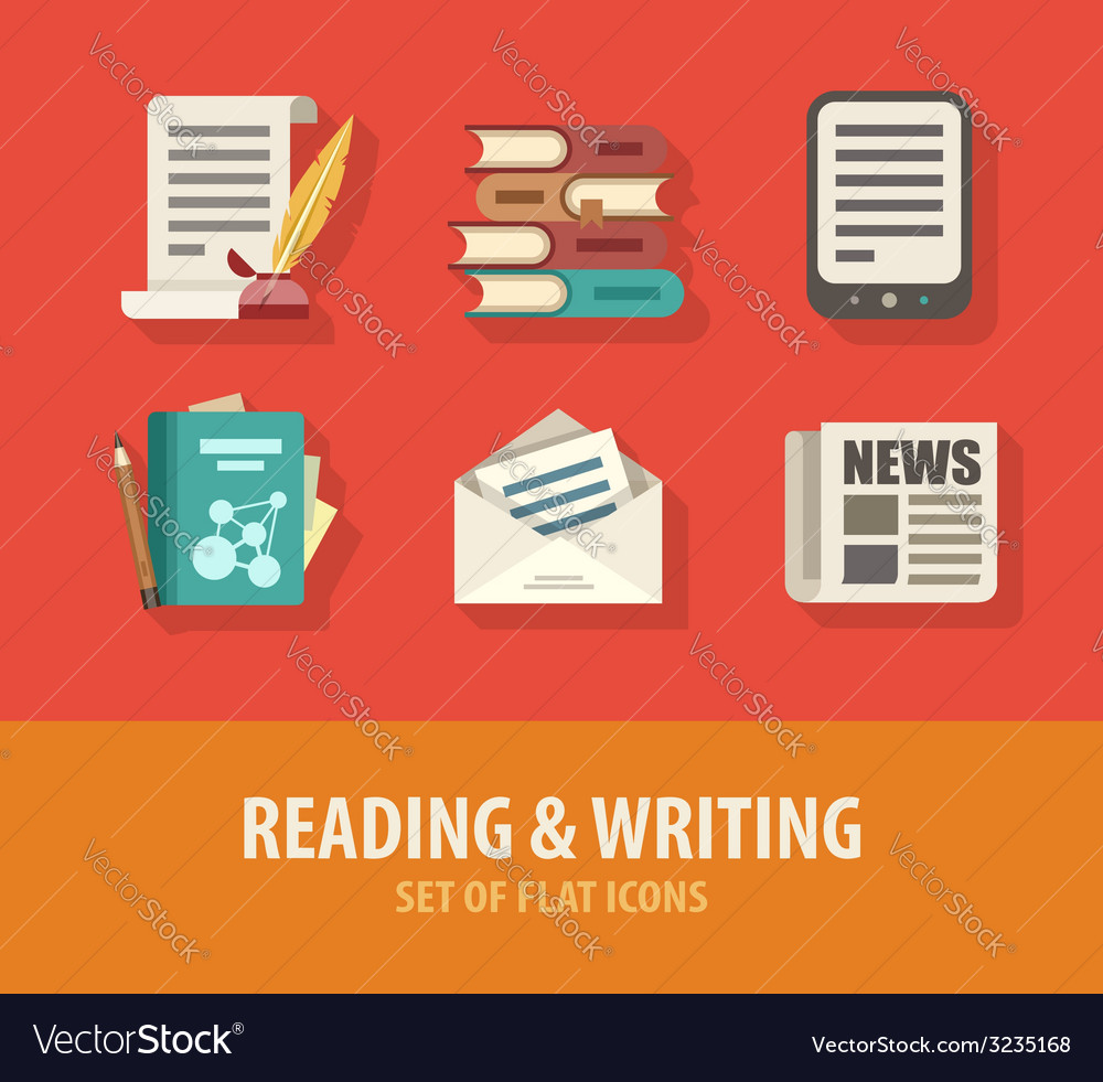 Literature reading and vector | Price: 1 Credit (USD $1)