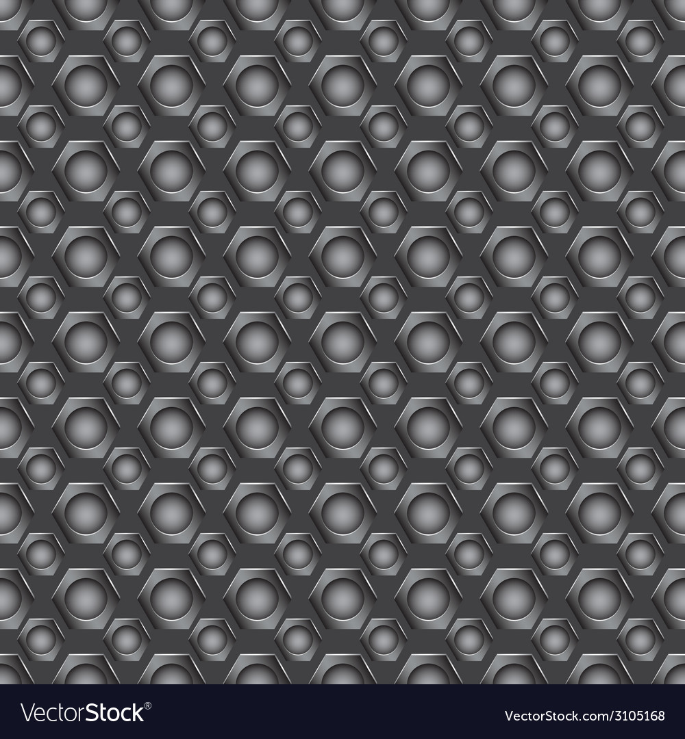 Seamless carbon pattern vector | Price: 1 Credit (USD $1)