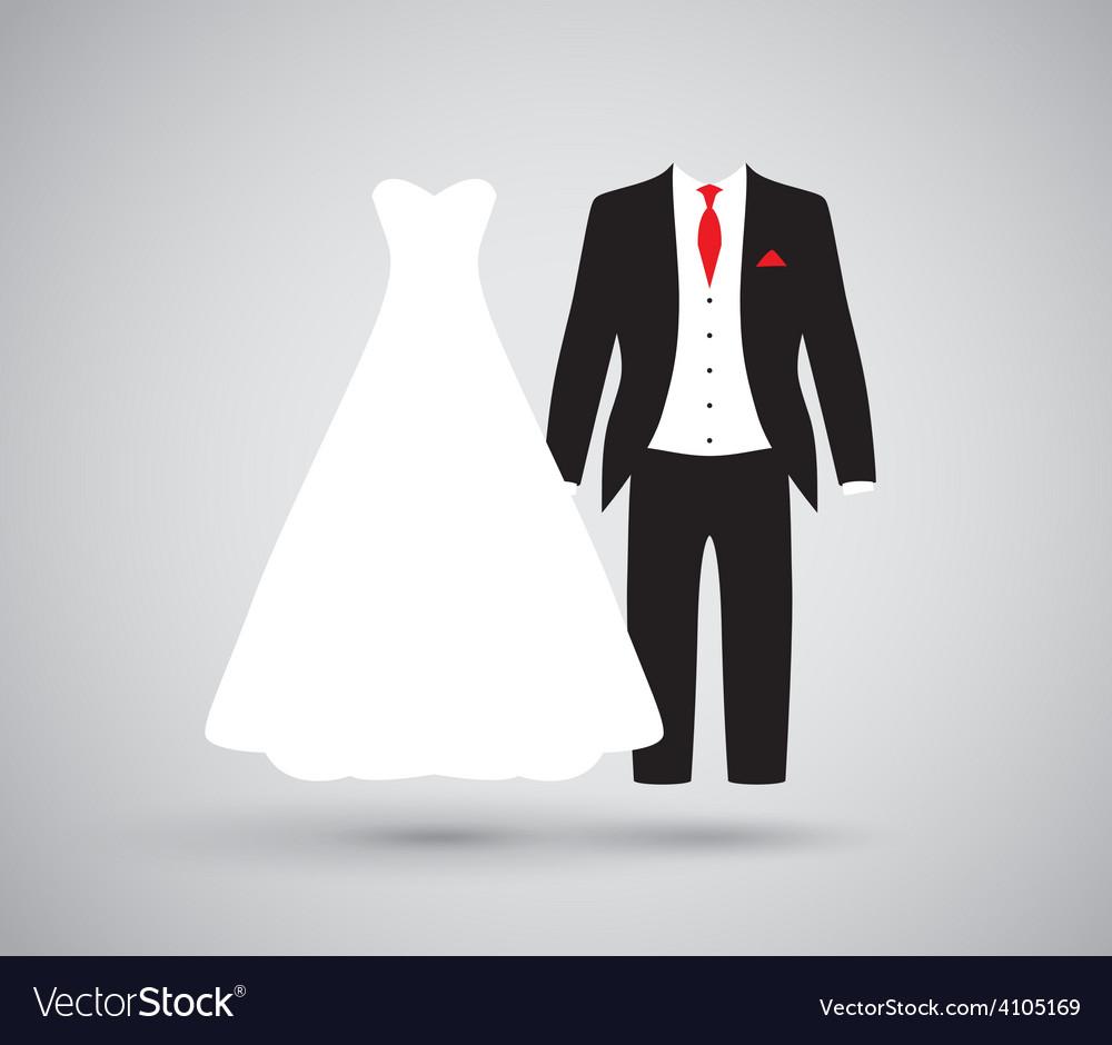 Bride groom vector | Price: 1 Credit (USD $1)