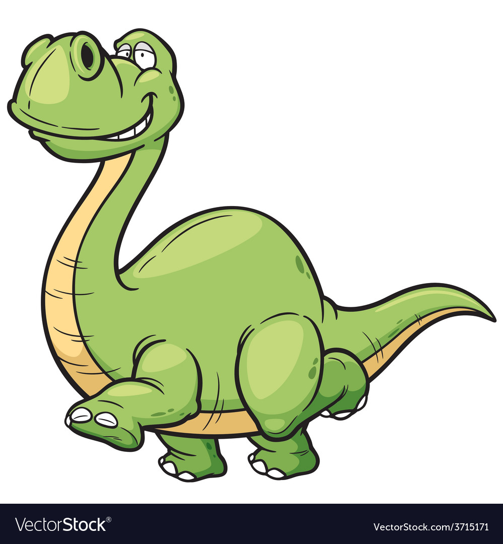 Dinosaur vector | Price: 3 Credit (USD $3)