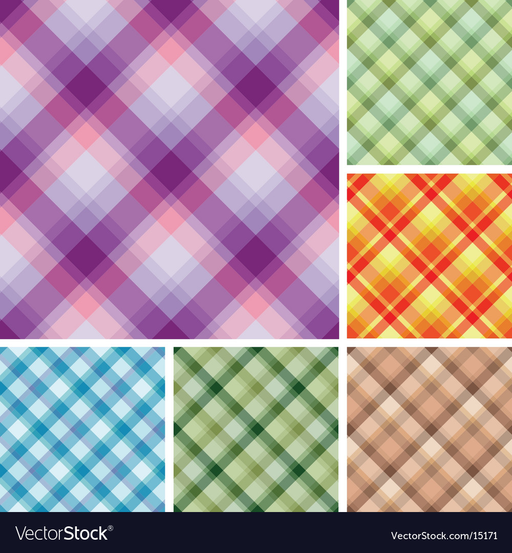 Plaid vector | Price: 1 Credit (USD $1)
