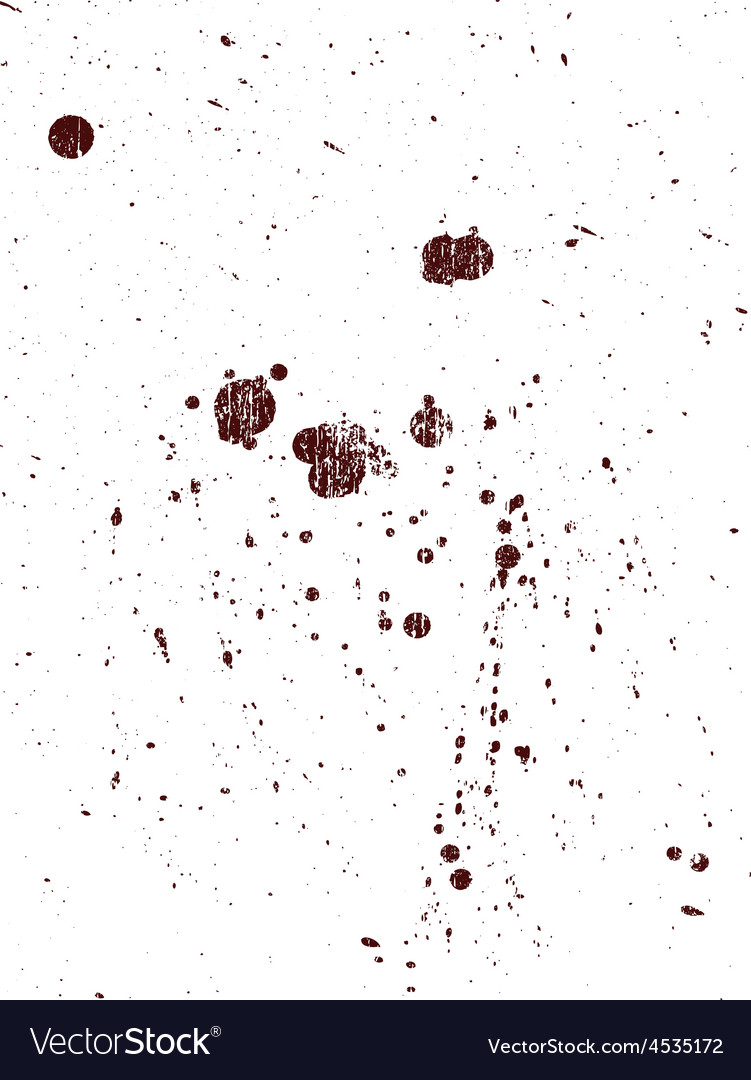 Full page grunge splats 9 vector | Price: 1 Credit (USD $1)