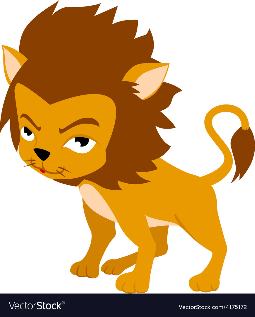 Leo zodiac vector | Price: 1 Credit (USD $1)