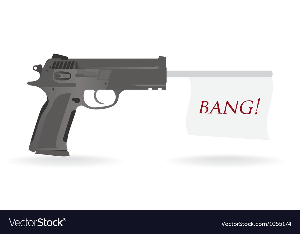 Handgun collection vector | Price: 1 Credit (USD $1)