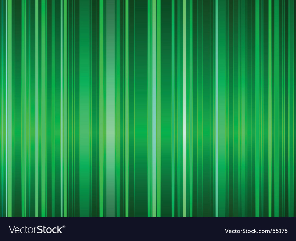 Green stripe background vector | Price: 1 Credit (USD $1)