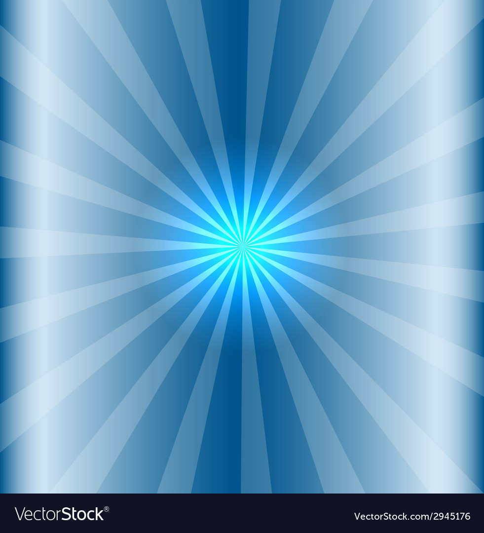 Blue background with lens flare vector | Price: 1 Credit (USD $1)